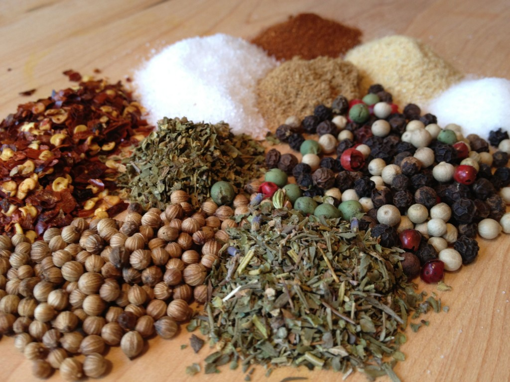 Cajun Spice Mix | The Brown Lounge