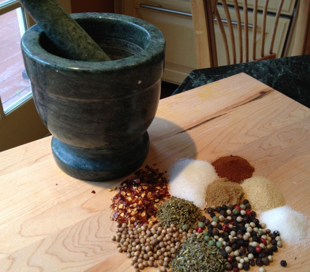 Cajun Spice Mix Recipe