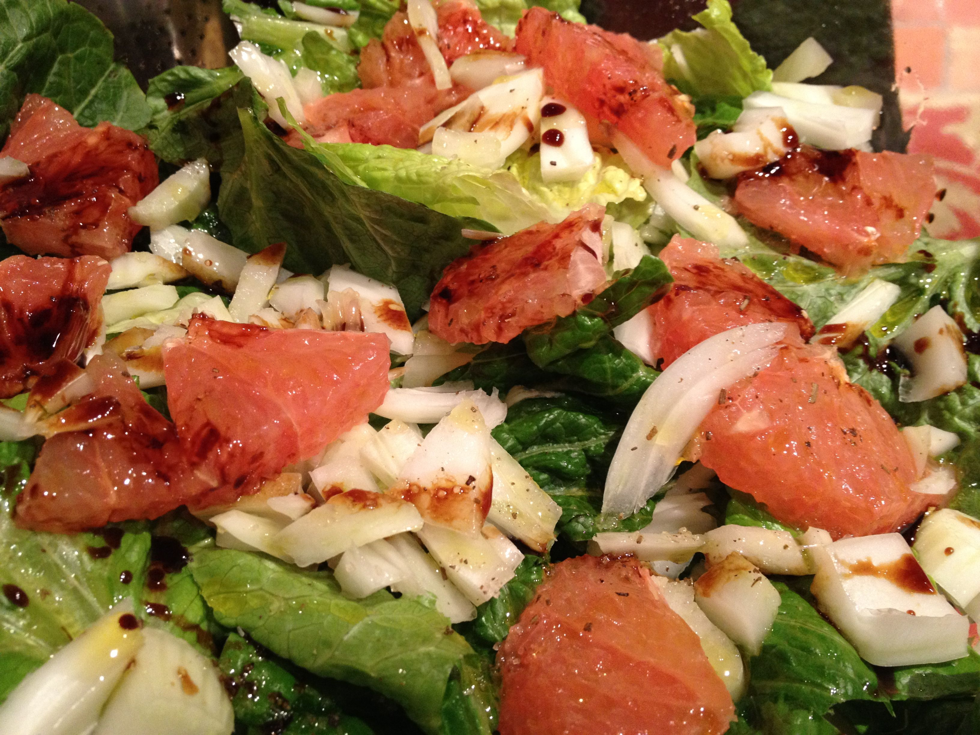 grapefruit and avocado watercress pink grapefruit and walnut salad ...