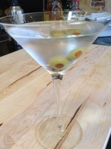 Dirty Martini Recipe Vodka