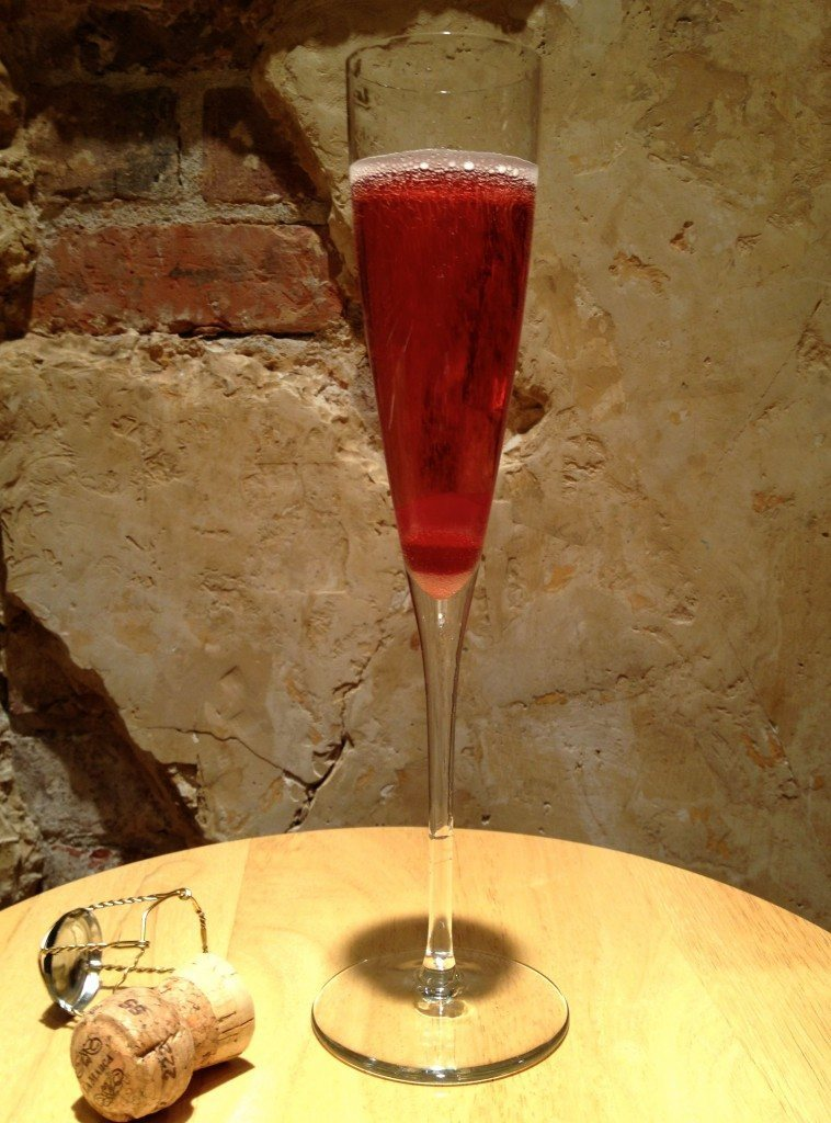 Kir and Kir Royale