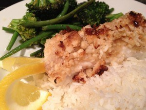 Macadamia & Coconut Encrusted Halibut | Try The Best Halibut Recipe!
