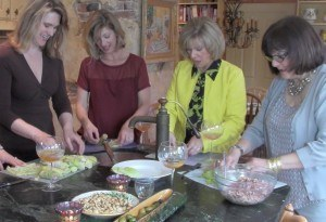 Communal Cooking - Cabbage Rolls