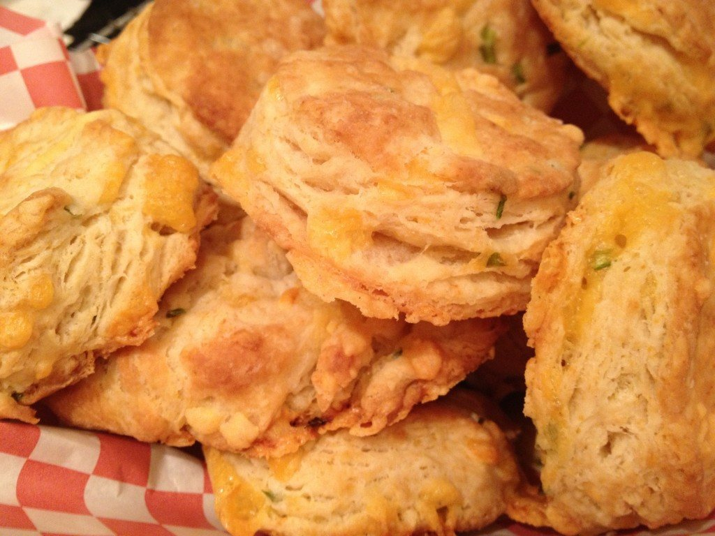 Cheddar Cheese Recipe | Cheesy Cheddar & Chive Biscuits