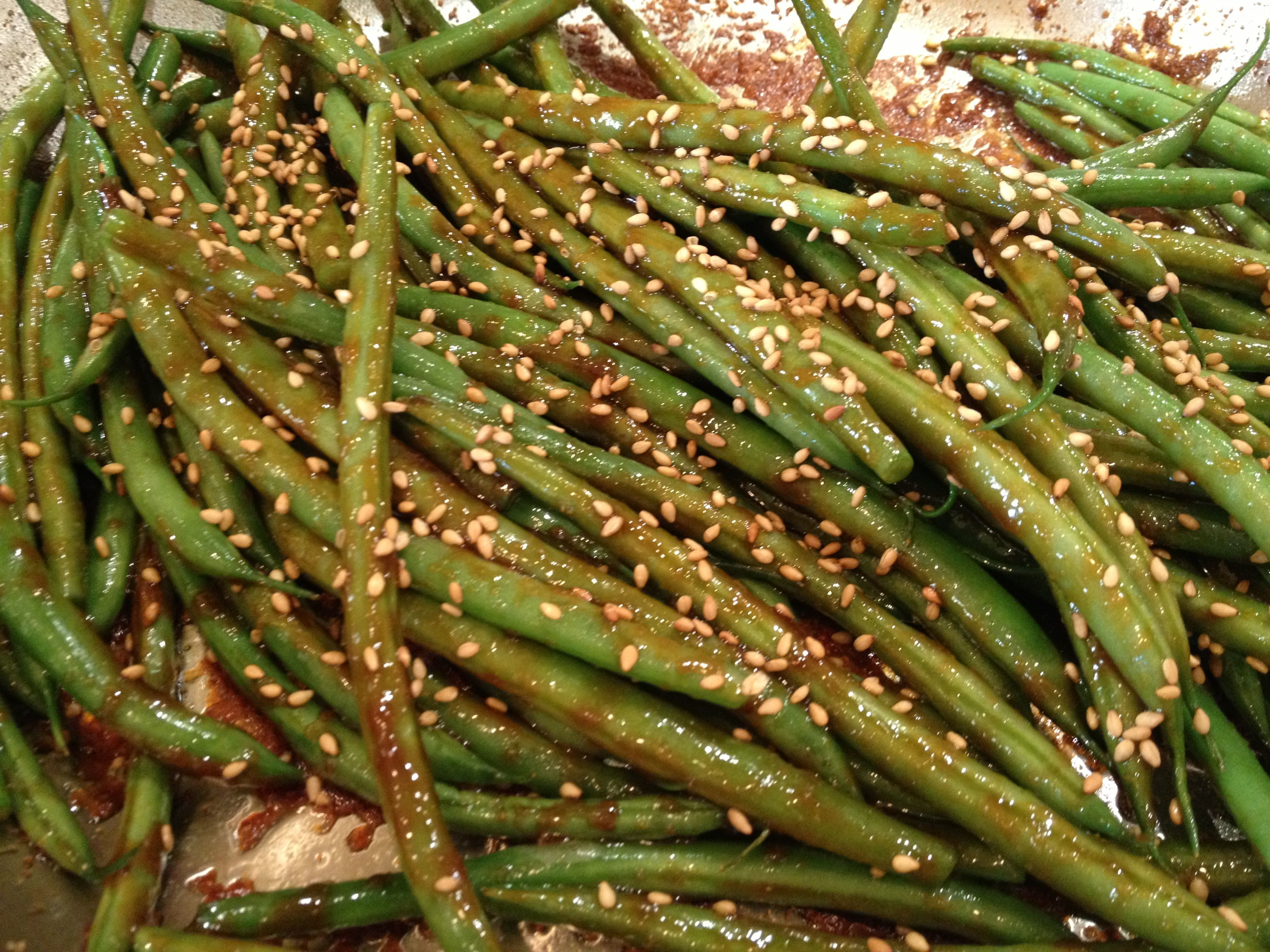 Baked Asparagus Recipes With Hoisin Flair The Brown Lounge