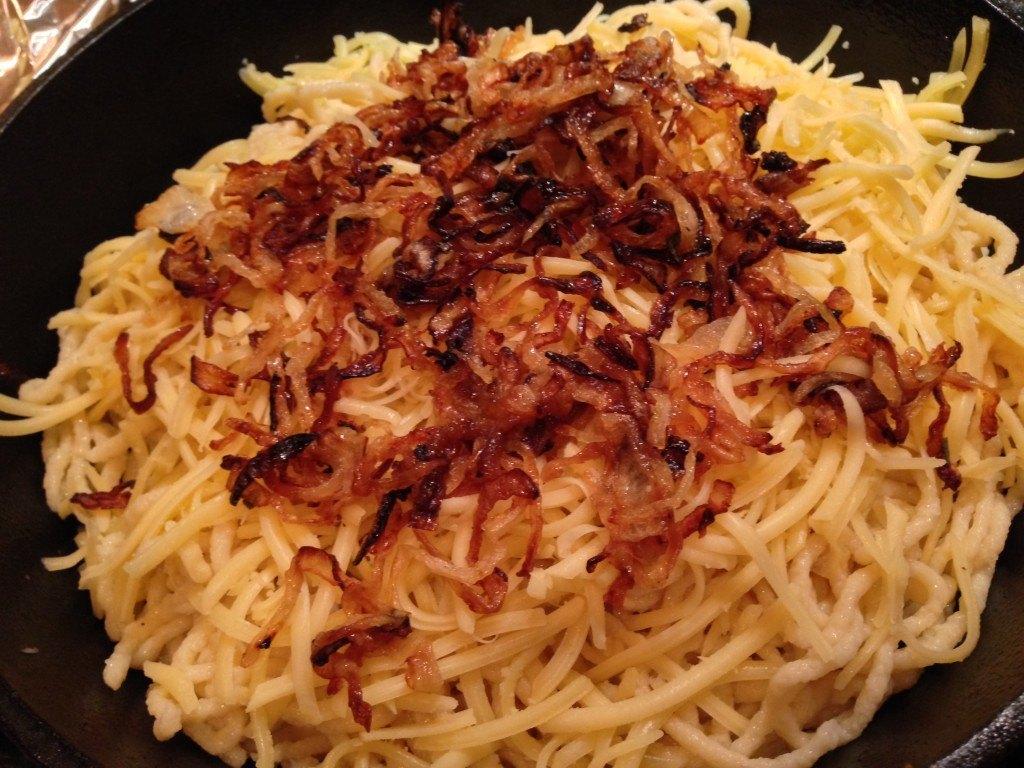 German Spätzle Noodles