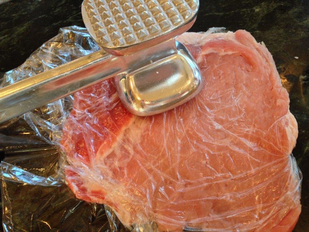 Pork Wiener Schnitzel 1