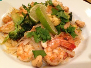 Prawn Pad Thai Recipes